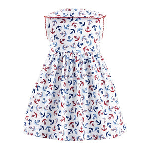 Anchor Jersey Dress