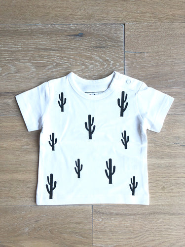 Short Sleeve Cactus Shirt