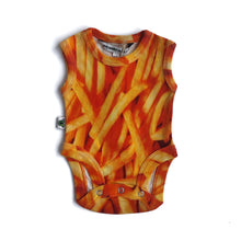 French Fries Romper