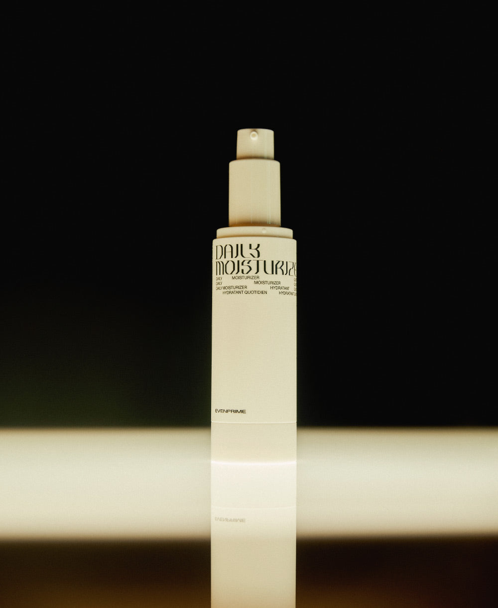 MEET OUR NEW DAILY MOISTURIZER