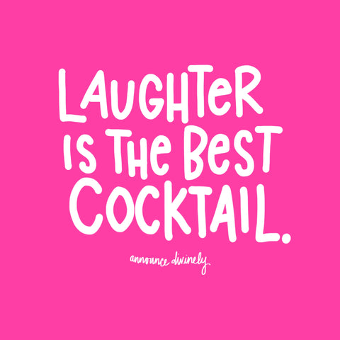 Laughter Cocktail