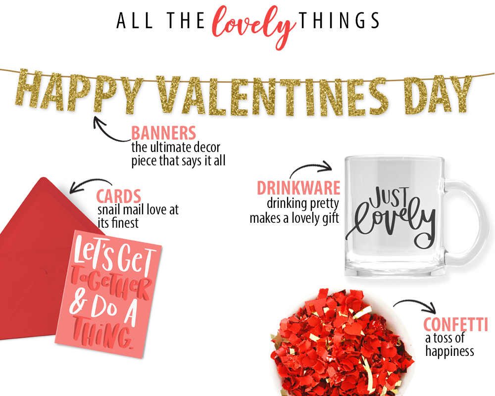 Announce Divinely Just Lovely Valentine's Day Collection