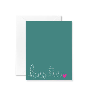 Bestie Thread Card