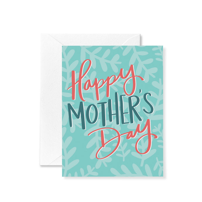 Fern Mother's Day Card