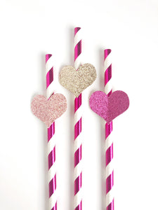Lovely Paper Straws