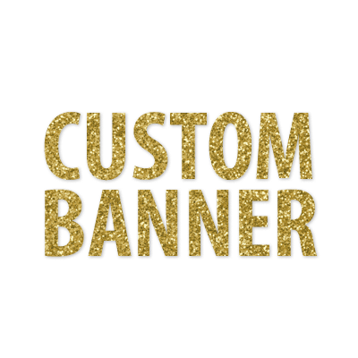 Announce Divinely Custom Banner