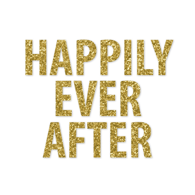 Announce Divinely Happily Ever After Banner