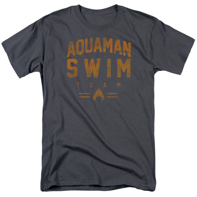 Aquaman Swim Team Retro T-Shirt