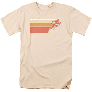The Flash Retro Bars Retro T-Shirt