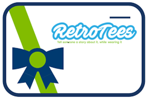 RetroTees Gift Card