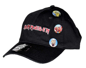 Iron Maiden Trooper Pin Hat