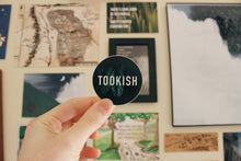 Tookish Sticker