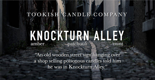 PRE-ORDER Knockturn Alley
