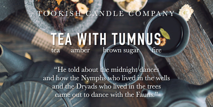 Tea with Tumnus