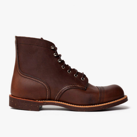 Red Wing Ranger Boot