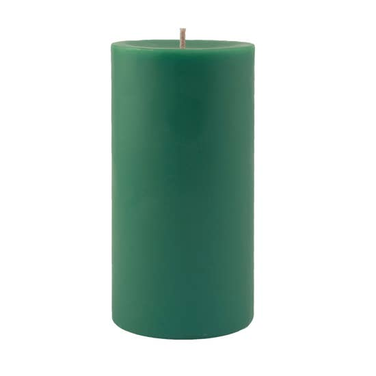 Unfragranced Pillar Candle