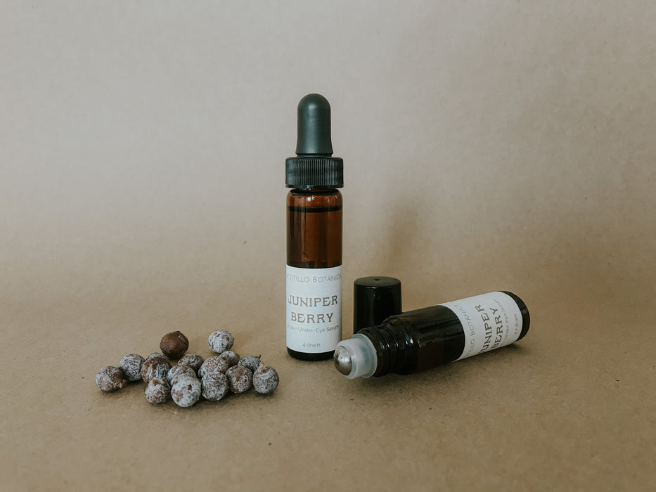 Juniper Berry Brow + Under-Eye Serum