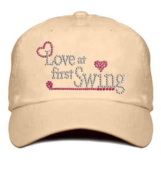 Lady's Cap - Love at 1st Swing