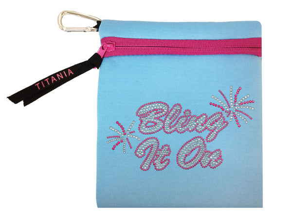 Neon Carryall - Bling It On
