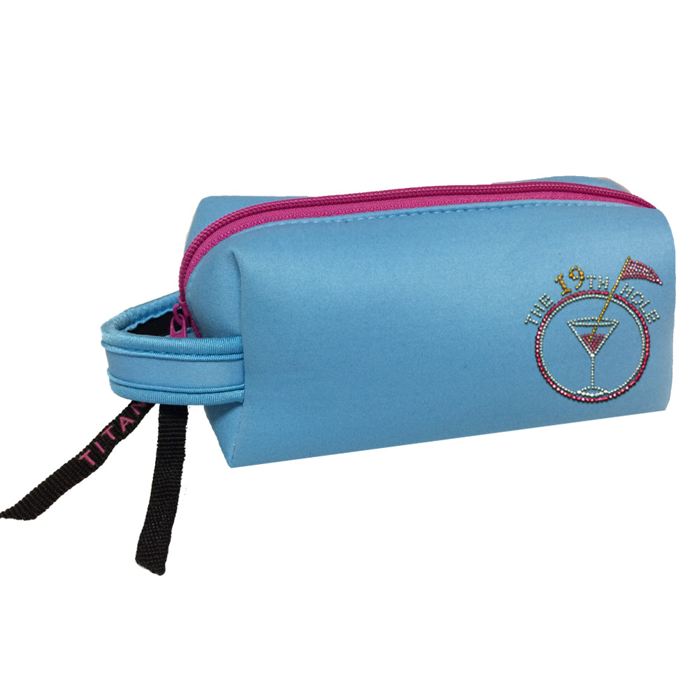 Neon Cosmetic Bag - 19th Hole