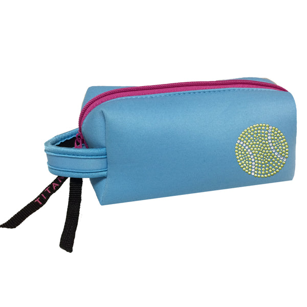 Neon Cosmetic Bag - Tennis Ball