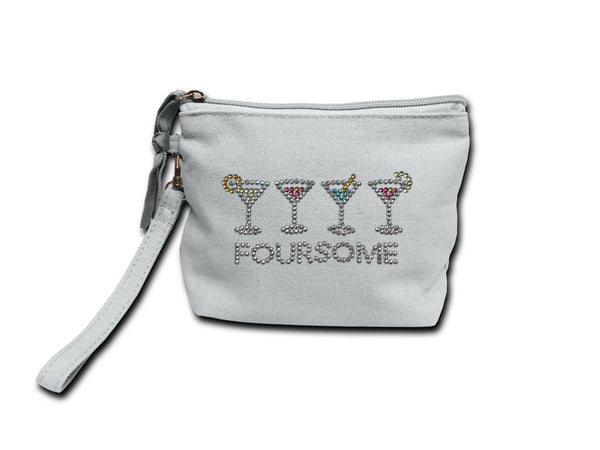 Small Make-Up Purse Foursome