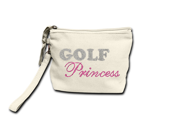 Make-Up Purse Golf Princess