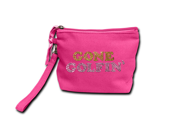 Make-Up Purse Gone Golfing