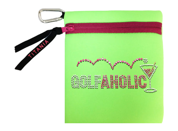 Neon Carryall - Golfaholic