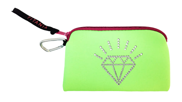 Neon Clutch Purse - Diamond