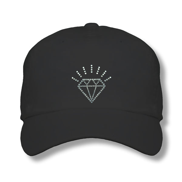 Lady's Cap - Diamond Design