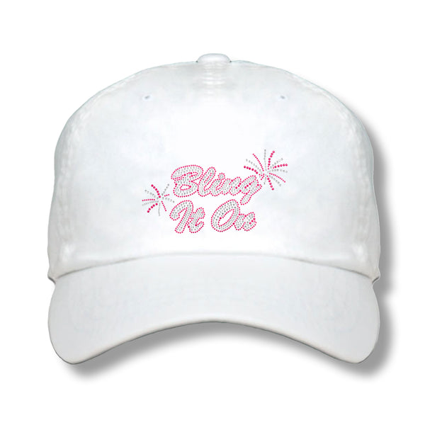 Lady's Cap - Bling It On