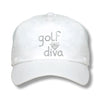 Lady's Cap - Golf Diva