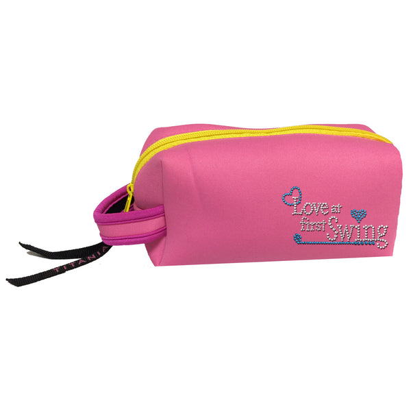 Neon Cosmetic Bag - Love At First Swing