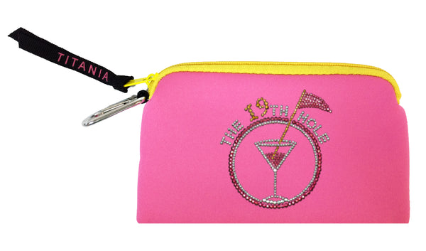 Neon Clutch Purse - 19th Hole