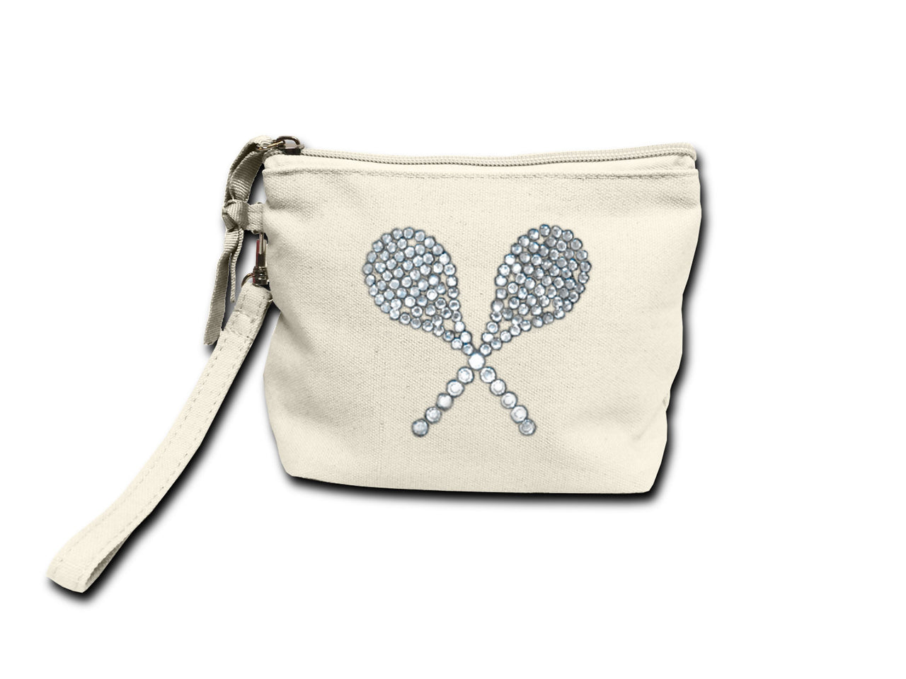 Make-Up Purse Tennis Raquets