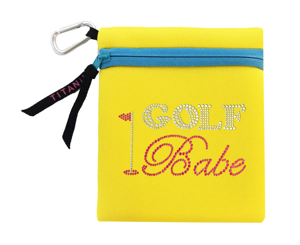 Neon Carryall - Golf Babe
