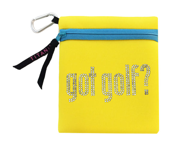 Neon Carryall - Got Golf?