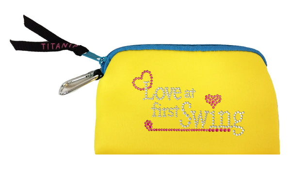 Neon Clutch Purse - Love At First Swing