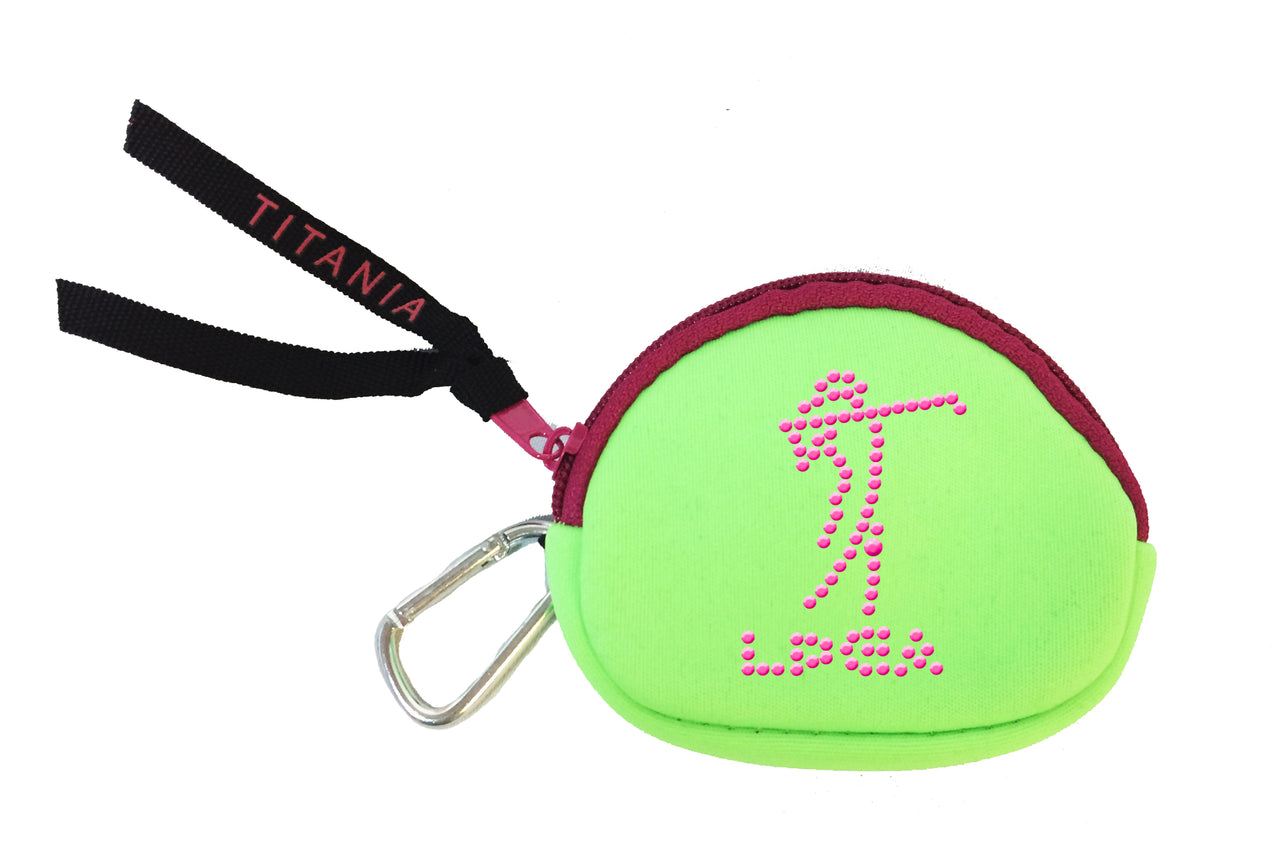 LPGA Neon Coin Purse