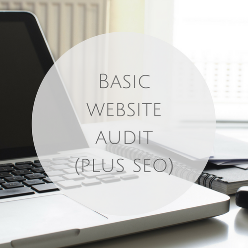 Basic Website Audit + SEO