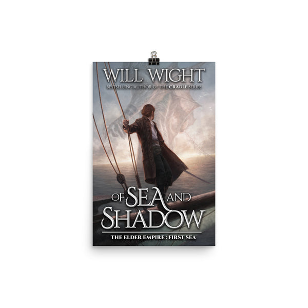 OF SEA AND SHADOW 12x18 Poster