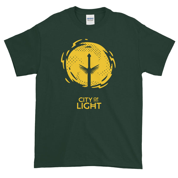CITY OF LIGHT Short-Sleeve T-Shirt