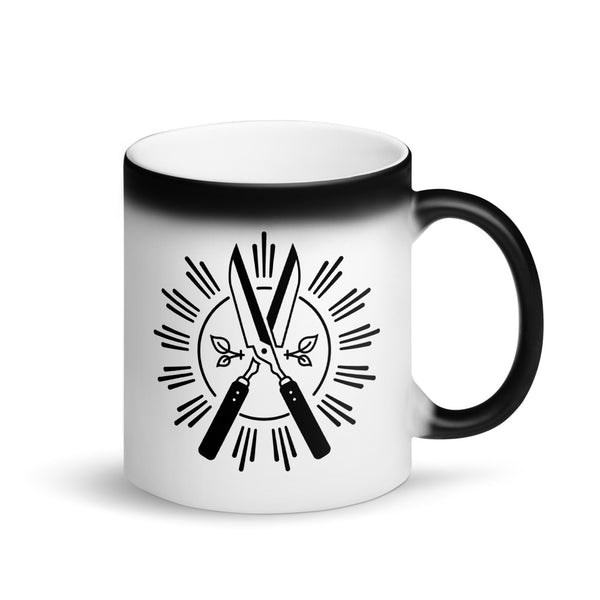 The Consultants Guild Matte Black Magic Mug