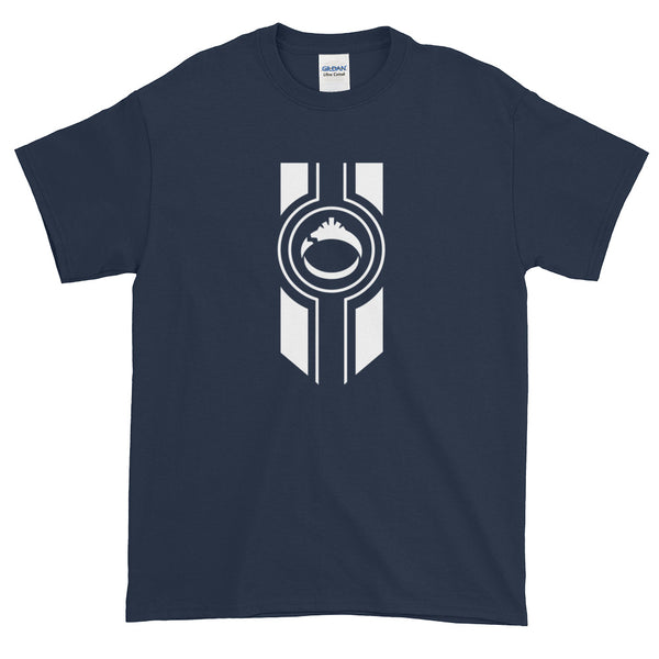 UNCROWNED Banner Icon Short-Sleeve T-Shirt