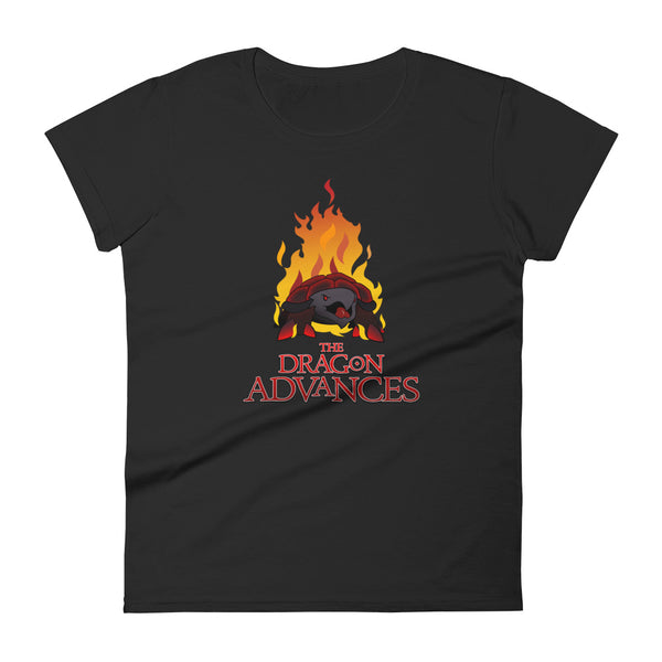 OTHOS: THE DRAGON ADVANCES Women's short sleeve t-shirt