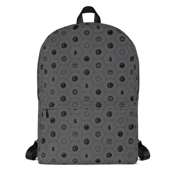 The Official Cradle Backpack (Black & Slate)