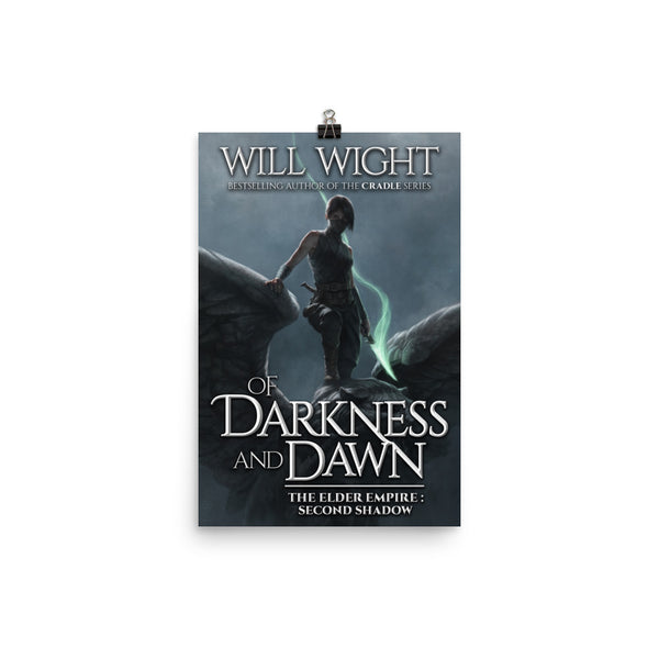 OF DARKNESS AND DAWN 12x18 Poster