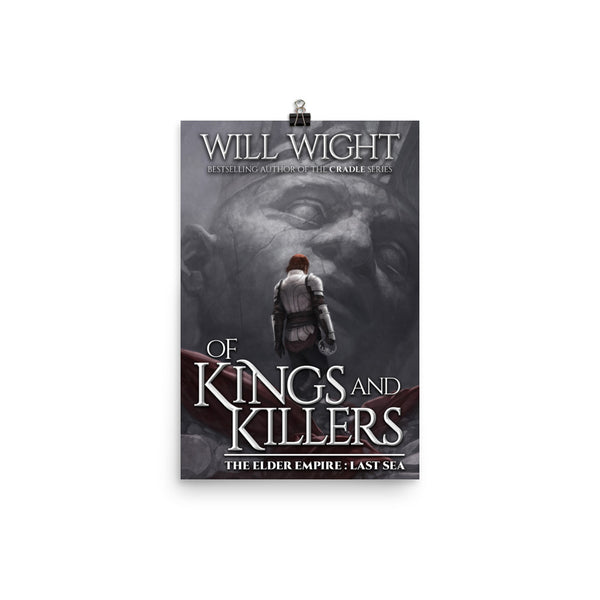 OF KINGS AND KILLERS 12x18 Poster
