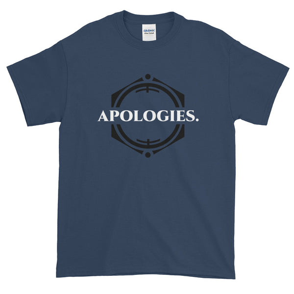 APOLOGIES: The Official Lindon T-Shirt